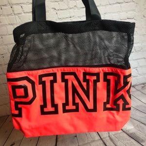NWT VS Pink Tote